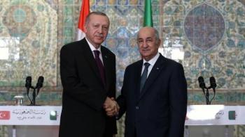 أردوغان وتبون