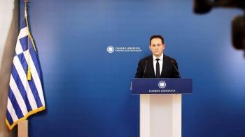 المتحدث باسم الحكومة اليونانية ستيليوس بيتساس