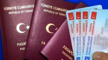 جوازات السفر التركية
