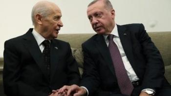أردوغان وبهتشالي