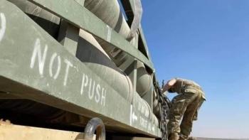 صواريخ أمريكية تصل شمال سوريا