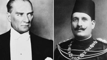 الملك فؤاد - مصطفى كمال أتاتورك