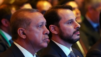 بيرات البيرق وأردوغان