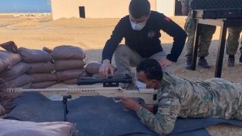 القوات الليبية والتركية