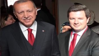 أردوغان وفاتح أوزتا