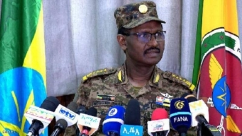قائد الجيش الإثيوبي