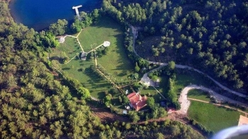 القصر الصيفي لأردوغان