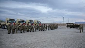 الجنود الأذريين