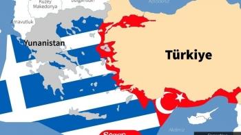 محادثات تركيا واليونان