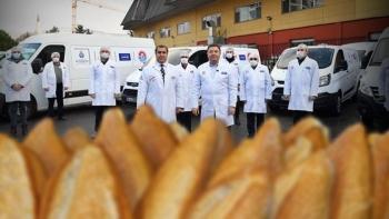 توزيع الخبز التركي