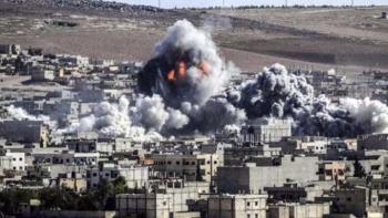 قصف تركي على مدينة تل رفعت