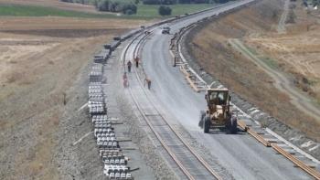 مشروع خط قطار أنقرة-سيواس