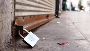 إغلاق المحلات في تركيا