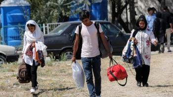لاجئون إيرانيون في تركيا