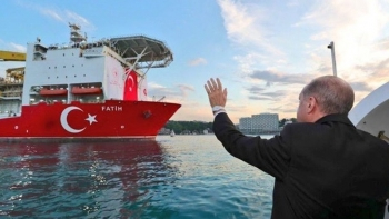 أردوغان والغاز الطبيعي
