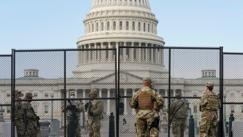 تهديدات أمنية في واشنطن