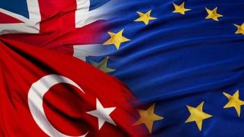 بريطانيا وتركيا