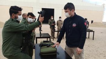 عناصر من حكومة الوفاق والقوات المسلحة التركية