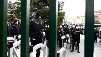 احتجاجات طلاب بوغازيتشي