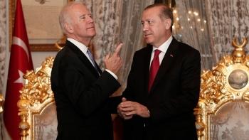جو بايدن وأردوغان