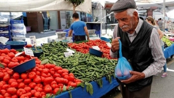 أسواق الخضار في تركيا