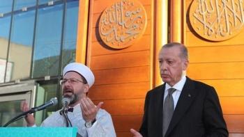 علي أرباش وأردوغان