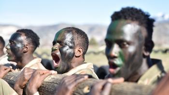 القوات الصومالية
