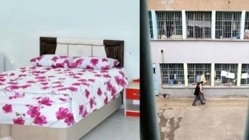 الغرف الوردية والسجون في تركيا