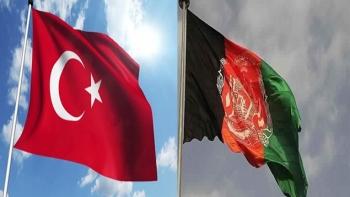 تركيا وأفغانستان