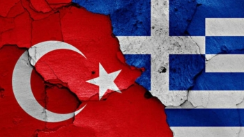 اليونان وتركيا