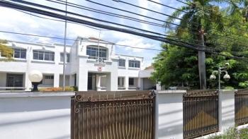 السفارة التركية في تايلاند