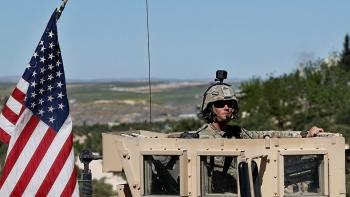 القوات الأمريكية في سوريا والعراق