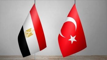 مصر وتركيا