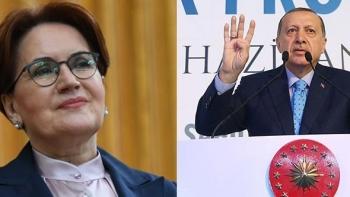 أردوغان وميرال أكشنار