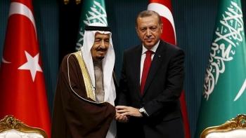 أردوغان والسعودية