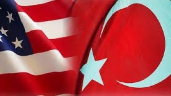 أمريكا وتركيا