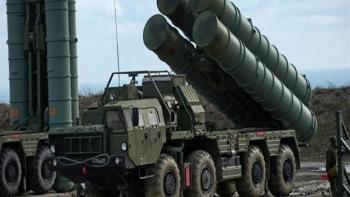 منظومة الصواريخ الروسية «إس-400»