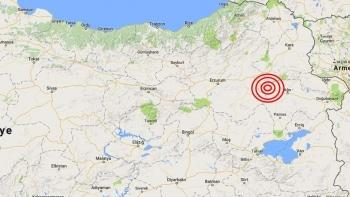زلزال مدينة آغري