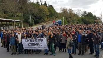 احتجاجات بوغازتشي
