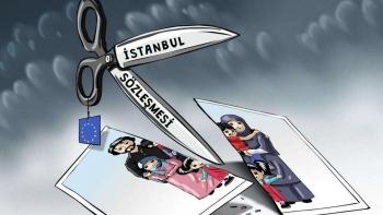 الانسحاب من اتفاقية إسطنبول
