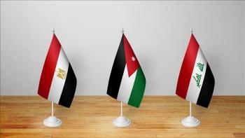 مصر والأردن والعراق