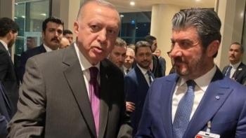 مرتضى كارانفيل وأردوغان