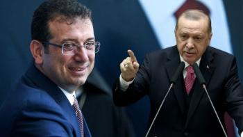 أكرم إمام أوغلو- وأردوغان