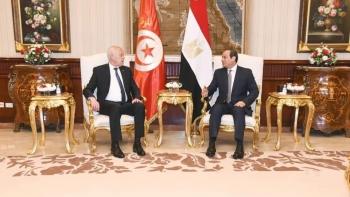 السيسي ونظيره التونسي