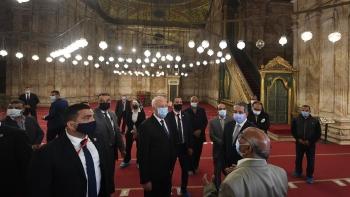 زيارة الرئيس التونسي إلى مصر