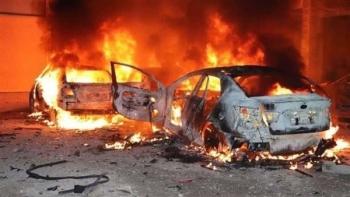 انفجار سيارة- أرشيفية