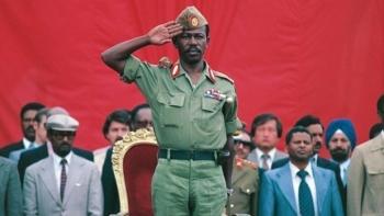 منغيستو هيلا مريام، أكبر رجال زمن (ديرغ) في إثيوبيا