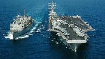 سفن أمريكية- أرشيفية