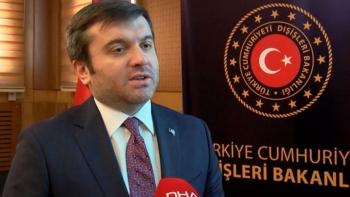 نائب وزير الخارجية التركي ياووز سليم قيران