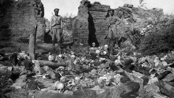 من الإبادة الجماعية للأرمن- أرشيفية